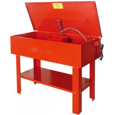 eurolift 180l parts washer self standing diesel electric
