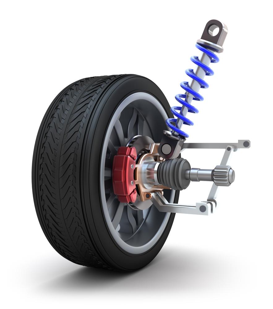 Brakes shocks