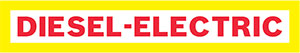 Diesel Electric Mobile Logo