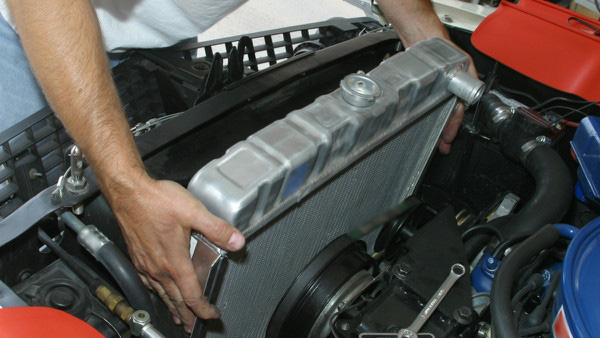Radiator and cooling system troubleshooting tips — Diesel Electric