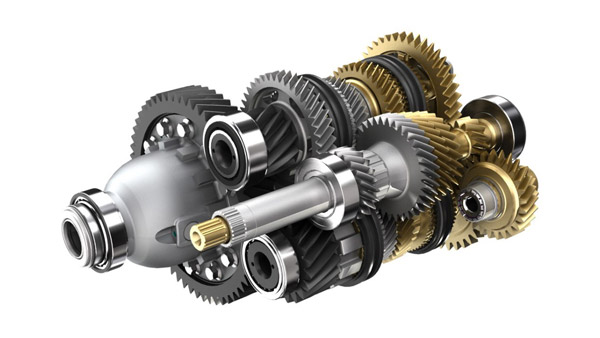 Gearbox repairs — Diesel Electric