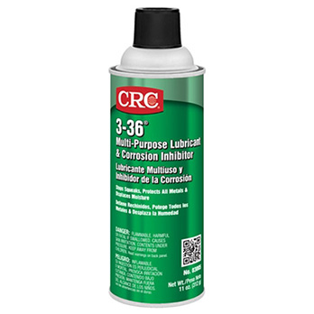 crc 3-36-multi purpose lubricant corrosion inhibitor diesel electric