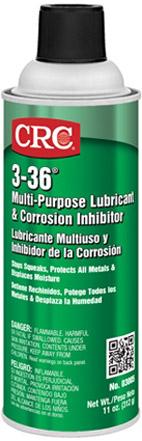 crc 3-36-multi purpose lubricant corrosion inhibitor diesel electric