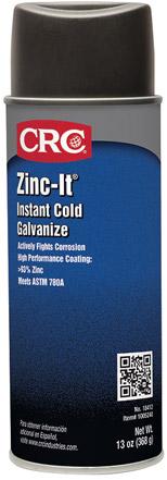 crc zinc it instant cold galvanize anti corrosion diesel electric
