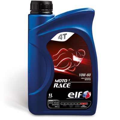 elf moto 4 race oil diesel electric
