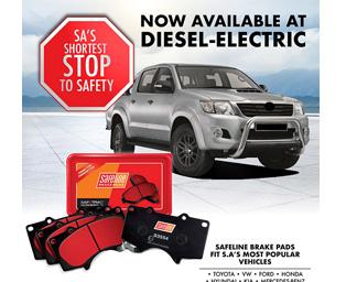 safeline brand promotion diesel electric