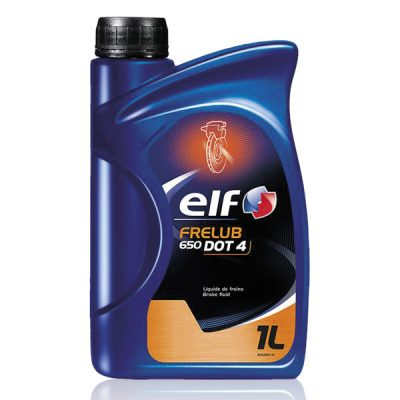 elf frelub 650 dot 4 brake fluid diesel electric