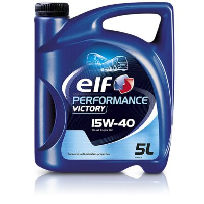 elf performance victory 15w 40 diesel engine oil diesel electric