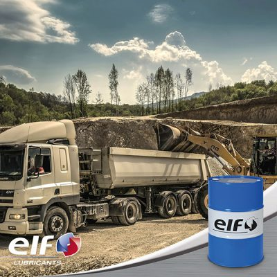 elfona ds hydraulic oil diesel electric